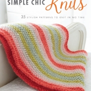 Simple Chic Knits book cover