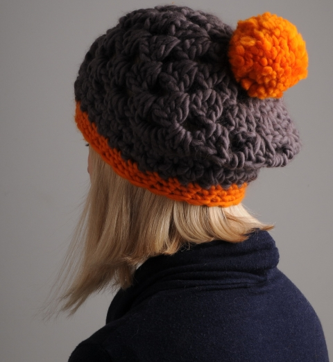 Simple Crochet Hat Pattern Mrs Moon