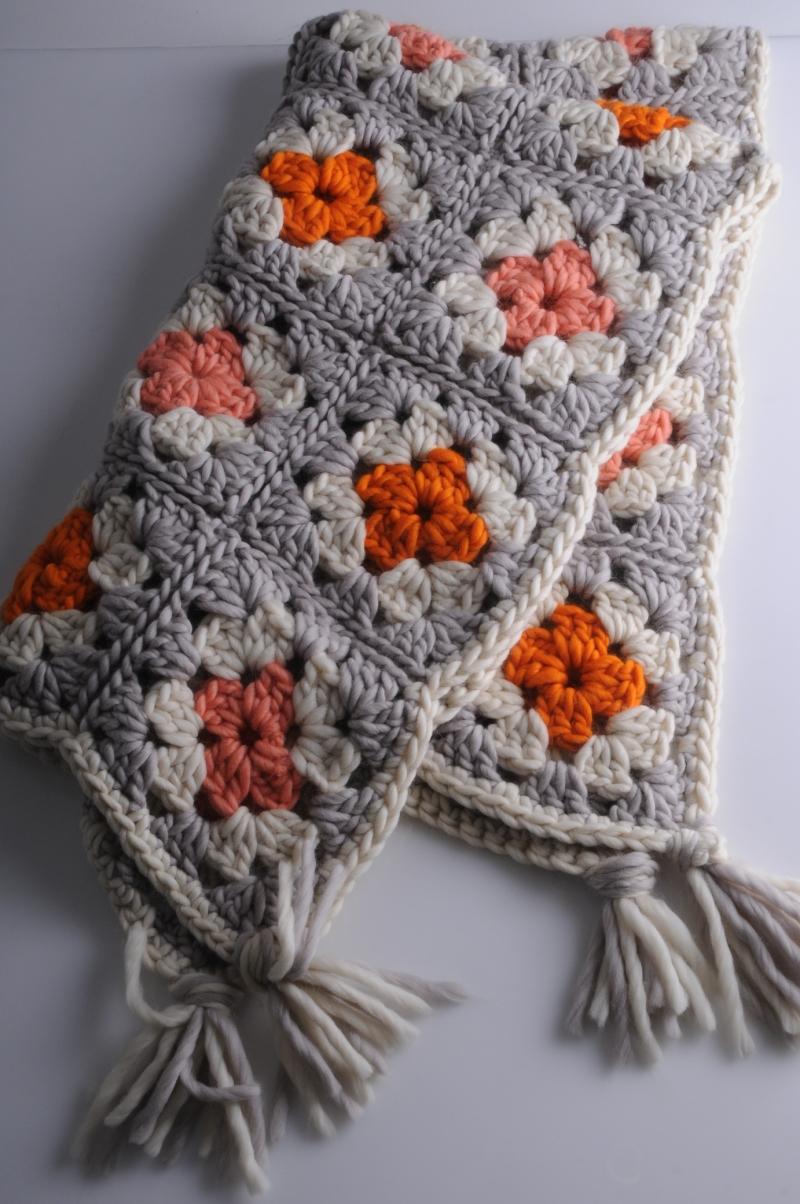 Giant Granny Blanket Mrs Moon