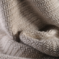 How to knit herringbone stitch video by Mrs Moon