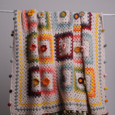 Spring Bedspread Pattern
