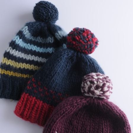 Super Quick Hats by Mrs moon