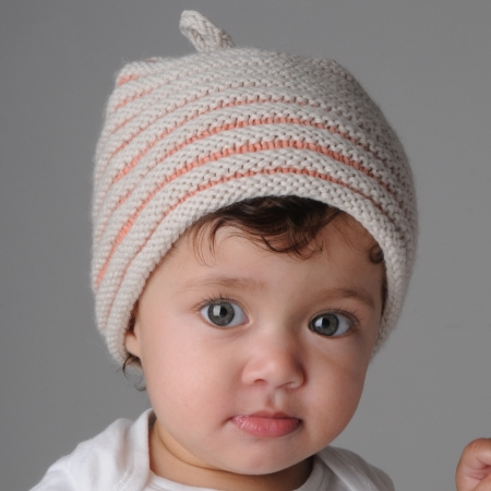 Swaddle Scrunchie Hat